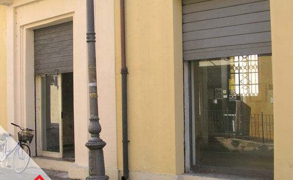 Affitto centralissimo locale commerciale a Sora (FR) – Rif: 10