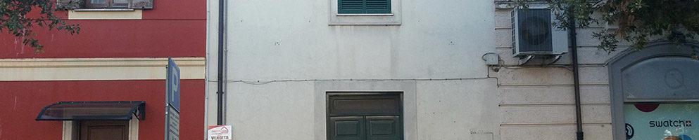 Vendita centralissimo fabbricato cemento armato a Sora (FR) - Rif: 7 - 1