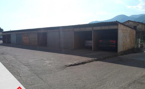 Vendita garage in viale San Domenico a Sora (FR) – Rif: 9