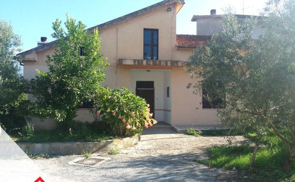 Vendita casa indipendente con giardino a Sora (FR) – Rif: 71