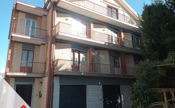 Vendita appartamento mansardato terzo piano a Sora (FR) – Rif. 42