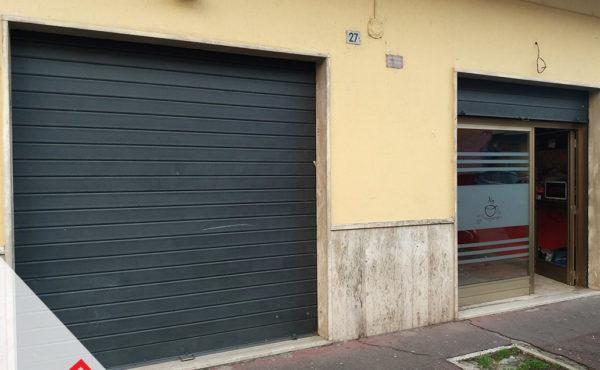Locazione locale commerciale centrale a Sora (FR) – Rif. 73-A