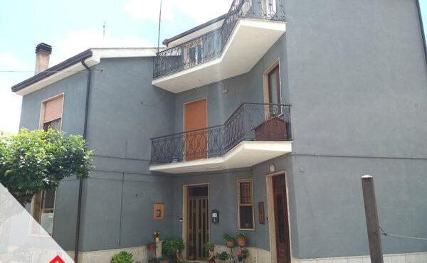 Vendita appartamento in bifamiliare a Sora (FR) – Rif. 57