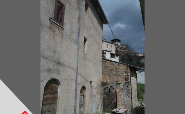 Vendita fabbricato centro storico a Campoli Appennino (FR) – Rif. 15